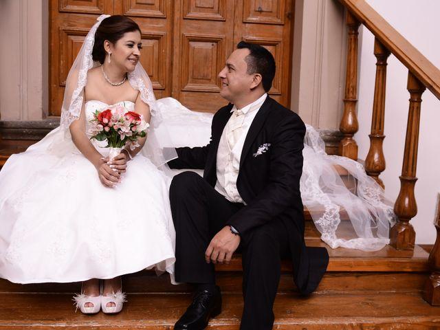 La boda de Perla y Argenis