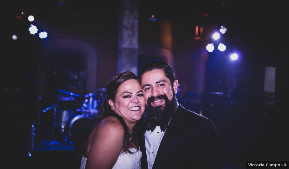 La boda de Miguel y Paty en Miguel Hidalgo, Ciudad de México