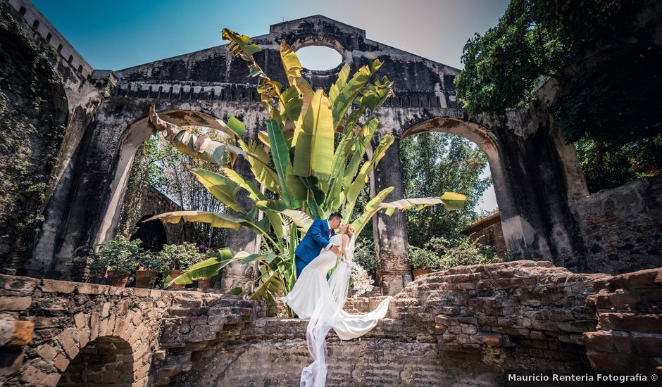 La boda de Alex y Alondra en Yautepec, Morelos