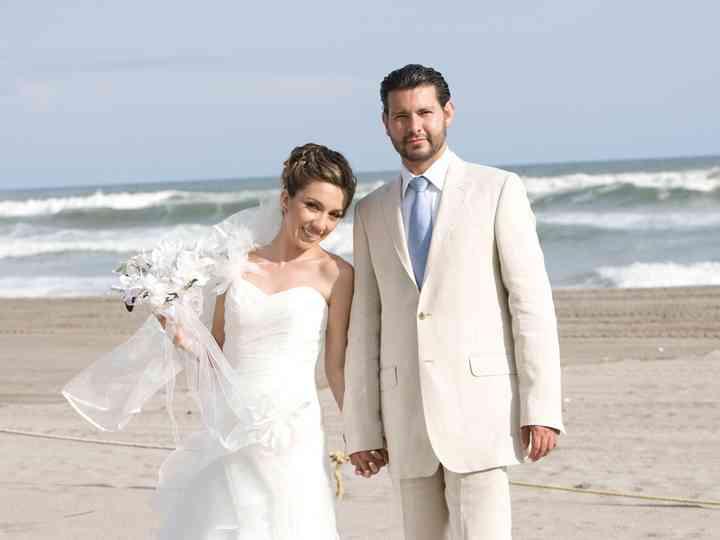 La boda de Mariana y Javier