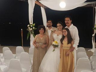 La boda de Violeta y Oscar