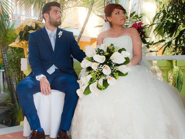 La boda de Andrea y Juan Carlos