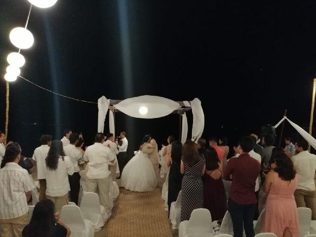 La boda de Oscar y Violeta en Puerto Vallarta, Jalisco 1