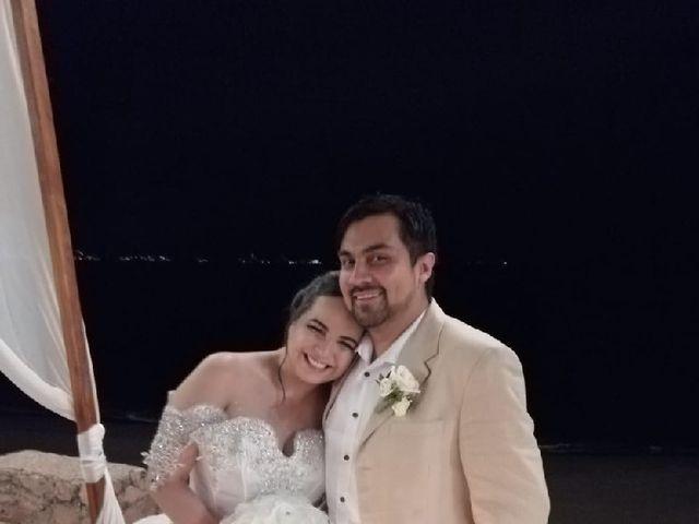 La boda de Oscar y Violeta en Puerto Vallarta, Jalisco 2