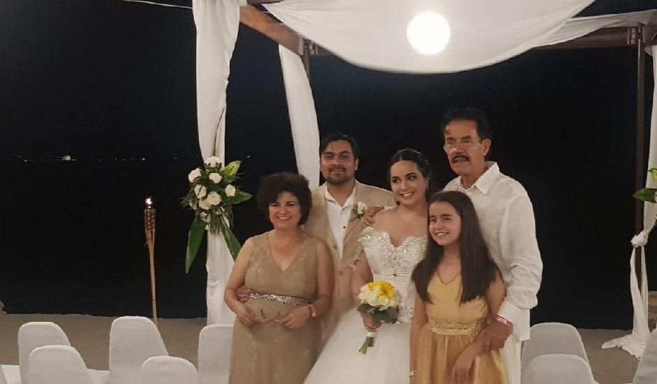 La boda de Oscar y Violeta en Puerto Vallarta, Jalisco