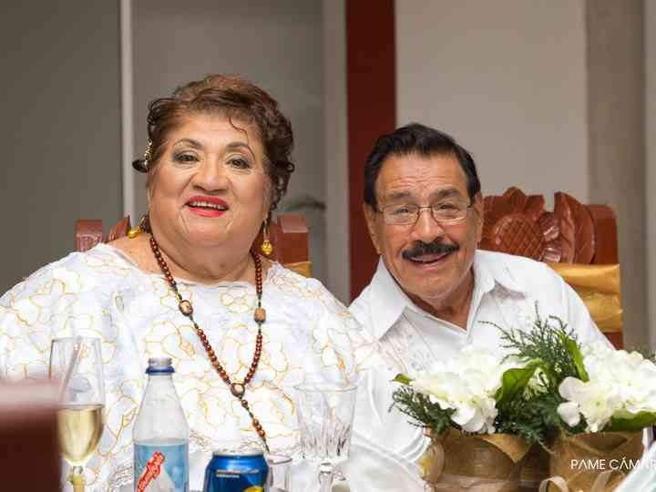 La boda de Marilú y Julián