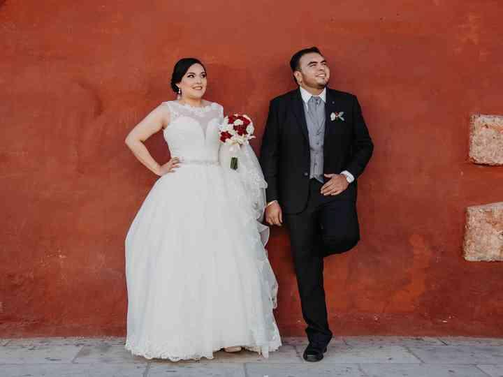 La boda de Zuilma y Giovanni
