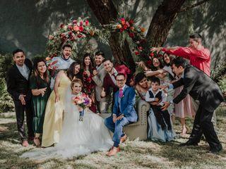 La boda de Karen y Reynel 1