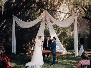 La boda de Karen y Reynel