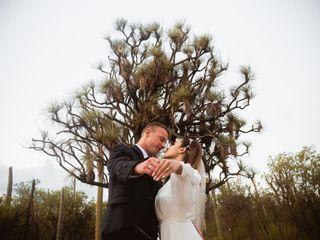 La boda de Grey y Mike