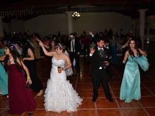 La boda de Susan y Juan Félix 2