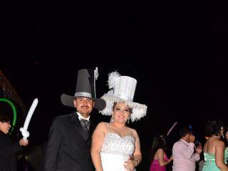 La boda de Susan y Juan Félix