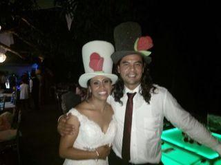 La boda de Claudia  y Erick 1
