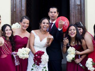 La boda de Claudia  y Erick 2
