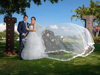 La boda de Lucy y Jorge