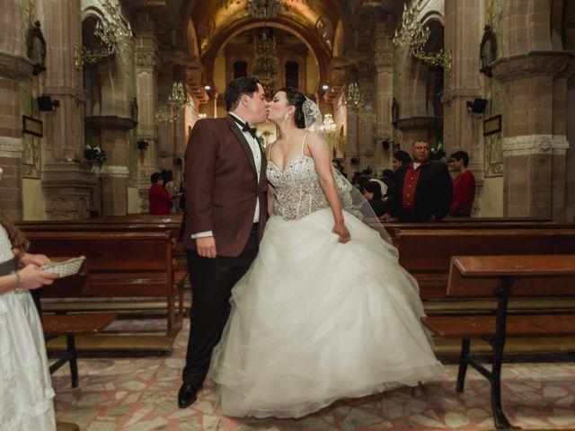 La boda de Victoria y Juan Pablo