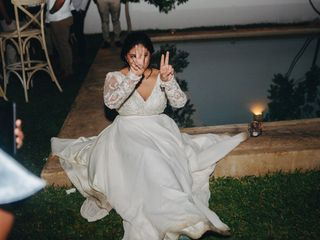 La boda de Deysi y Dazaet 2