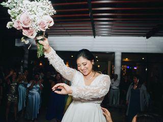 La boda de Deysi y Dazaet 3