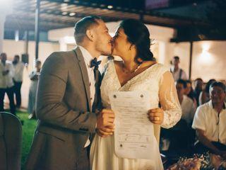 La boda de Deysi y Dazaet