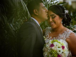 La boda de Danysa y Adrian 1