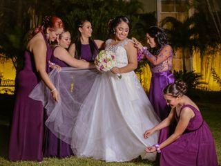 La boda de Danysa y Adrian 2