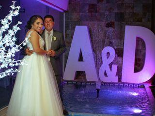 La boda de Danysa y Adrian