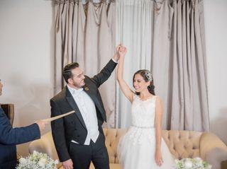 La boda de Nuria y Aarón