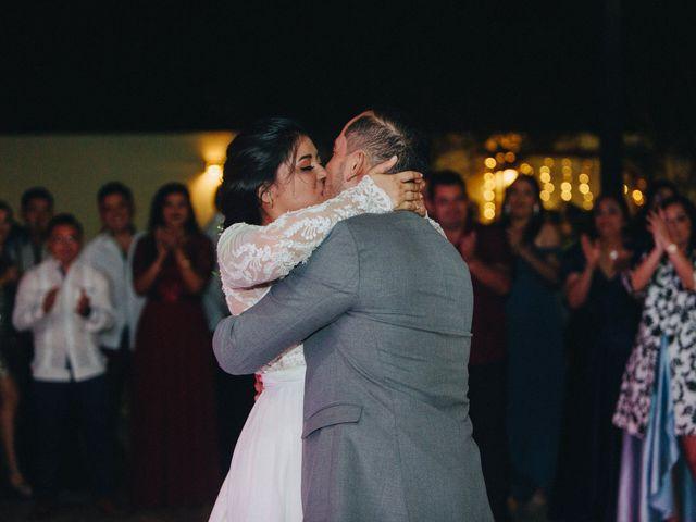 La boda de Dazaet y Deysi en Cantamayec, Yucatán 9