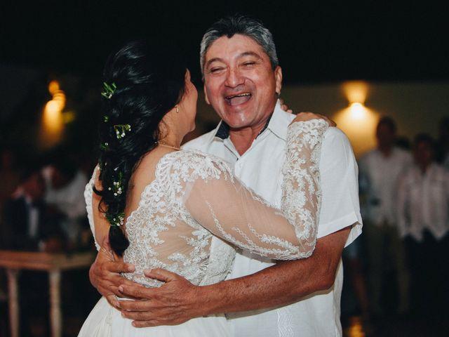 La boda de Dazaet y Deysi en Cantamayec, Yucatán 10