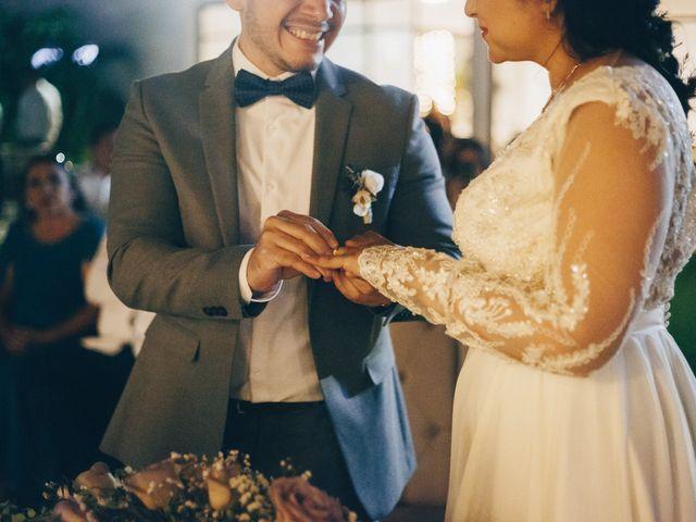 La boda de Dazaet y Deysi en Cantamayec, Yucatán 17