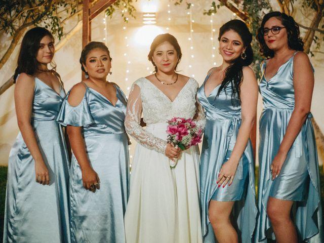 La boda de Dazaet y Deysi en Cantamayec, Yucatán 18