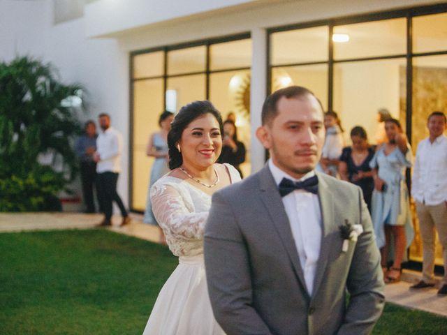 La boda de Dazaet y Deysi en Cantamayec, Yucatán 19