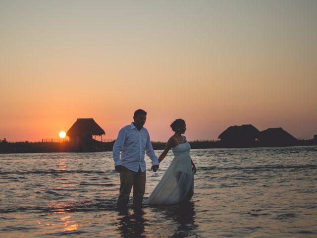 La boda de Ángel y Andy en Tonalá, Chiapas 1