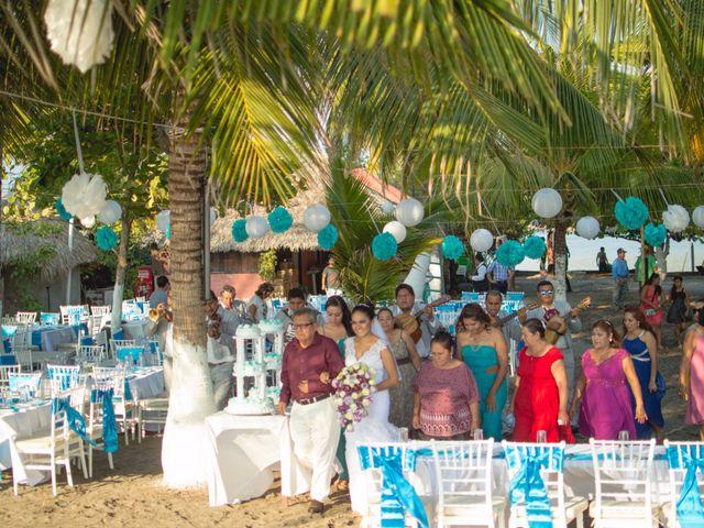 La boda de Ángel y Andy en Tonalá, Chiapas 7