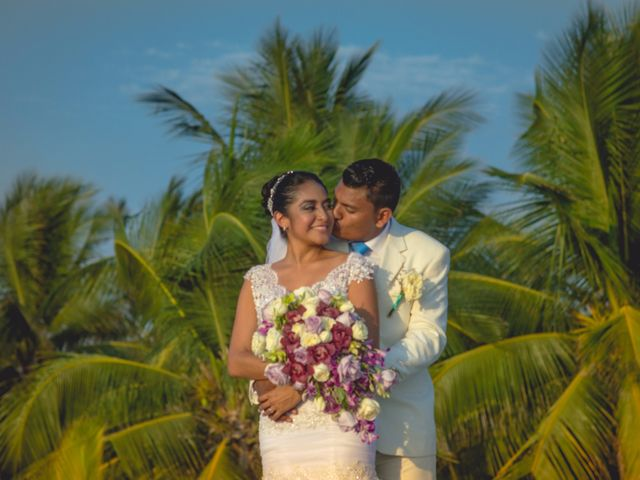 La boda de Ángel y Andy en Tonalá, Chiapas 8