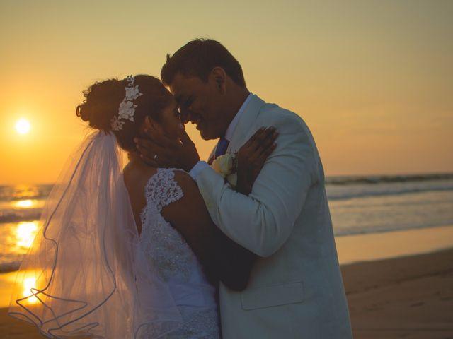 La boda de Ángel y Andy en Tonalá, Chiapas 13
