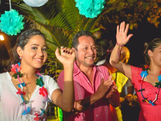 La boda de Ángel y Andy en Tonalá, Chiapas 16