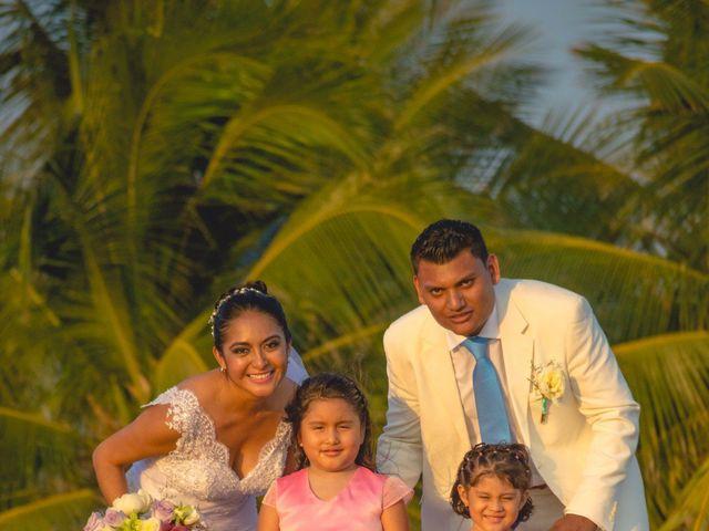 La boda de Ángel y Andy en Tonalá, Chiapas 17