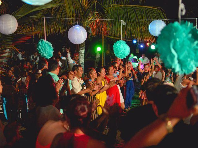 La boda de Ángel y Andy en Tonalá, Chiapas 18