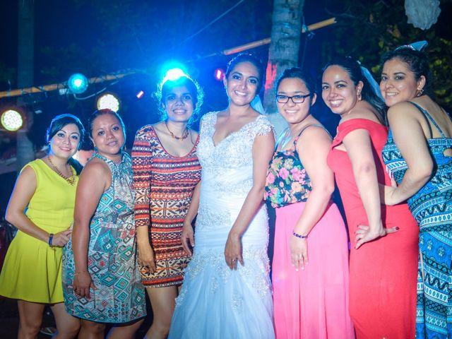 La boda de Ángel y Andy en Tonalá, Chiapas 20