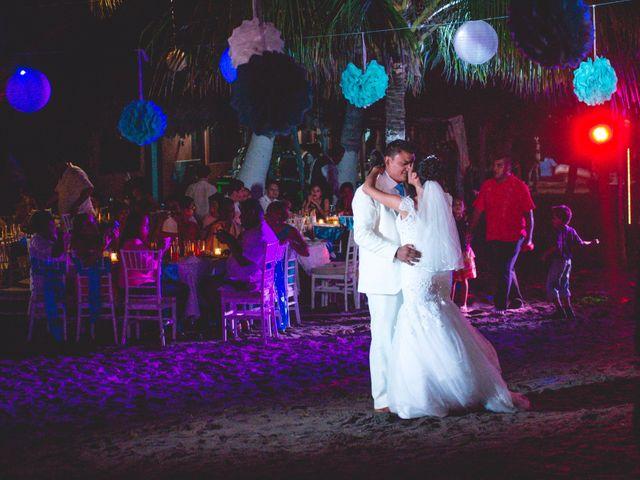 La boda de Ángel y Andy en Tonalá, Chiapas 21