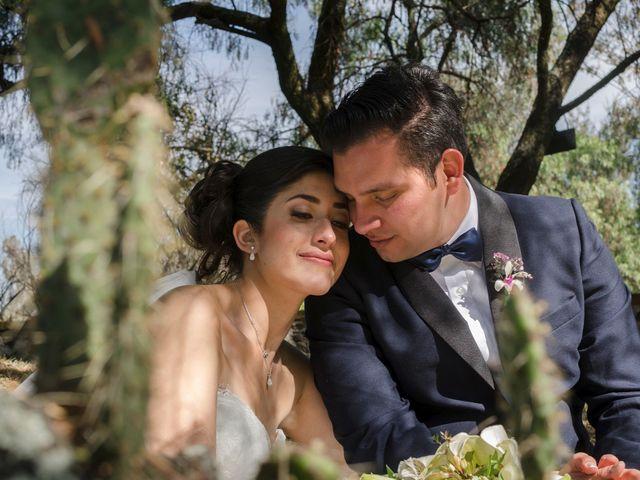 La boda de Anani y Savir