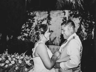 La boda de Mónica  y Diego