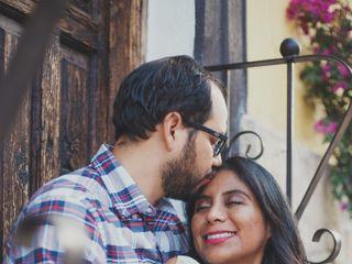 La boda de Claudia y Arturo 1