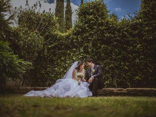 La boda de Maggie y Víctor