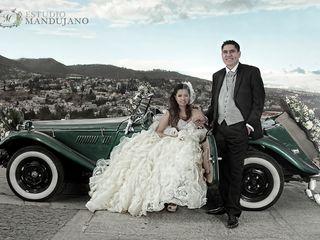 La boda de Adriana y Daniel