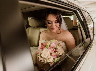 La boda de Carla y Mariano 1