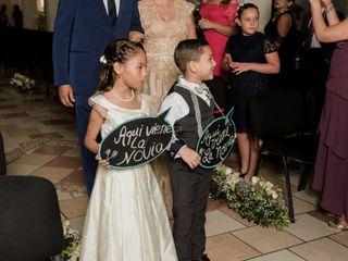La boda de Carla y Mariano 3