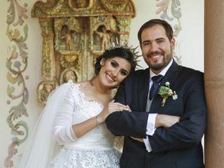 La boda de Itzia y Gerardo
