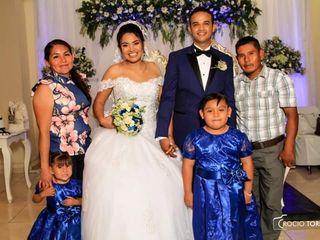 La boda de Kareni  y Pablo  1